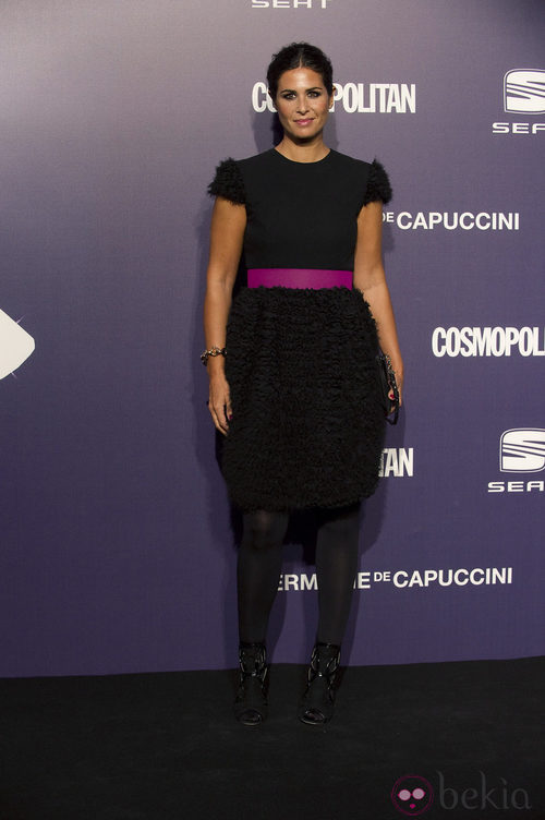 Estilismo de Nuria Roca en la Gala Cosmopolitan Fun Fearless Female 2011