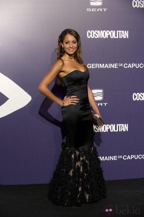 Estilismo de Hiba Abouk en los Premios Cosmopolitan Fun Fearless Female 2011