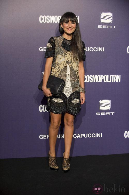 Estilismo de Eva Amaral en los Premios Cosmopolitan Fun Fearless Female 2011