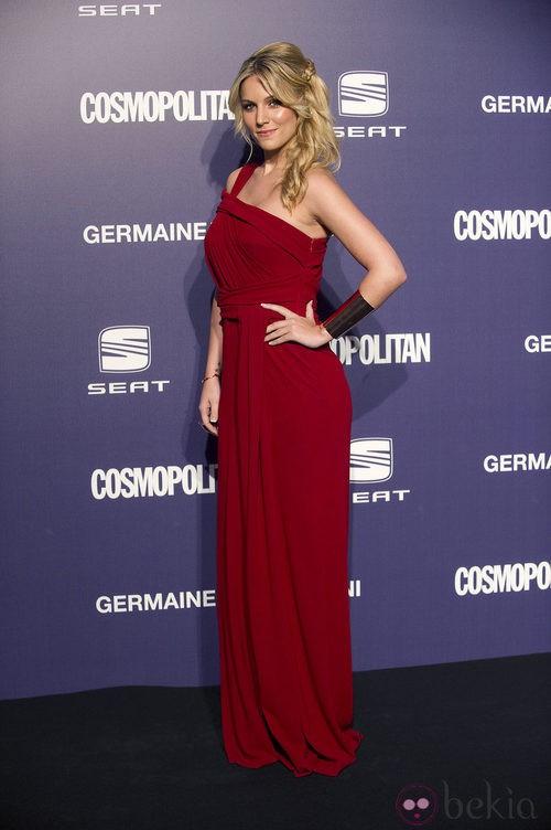 Estilismo de Edurne en los Premios Cosmopolitan Fun Fearless Female 2011