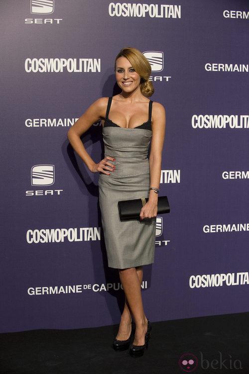 Estilismo de Berta Collado en los Premios Cosmopolitan Fun Fearless Female 2011