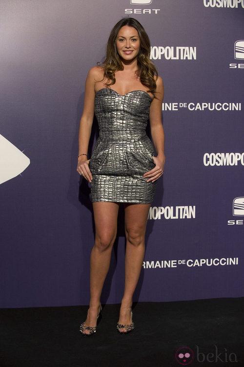 Estilismo de Priscila de Gustin en la Gala Cosmopolitan Fun Fearless Female 2011