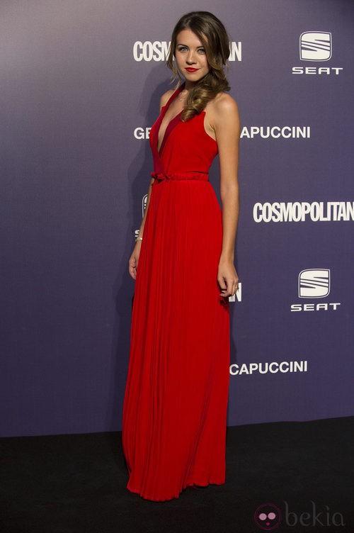 Estilismo de Andrea Guasch en los Premios Cosmopolitan Fun Fearless Female 2011