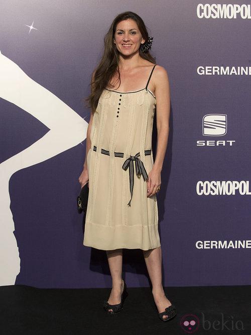 Estilismo de Ana Rayo en los Premios Cosmopolitan Fun Fearless Female 2011