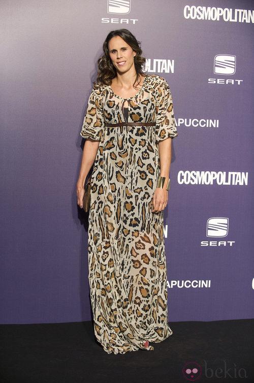Estilismo de Amaya Valdemoro en los Premios Cosmopolitan Fun Fearless Female 2011