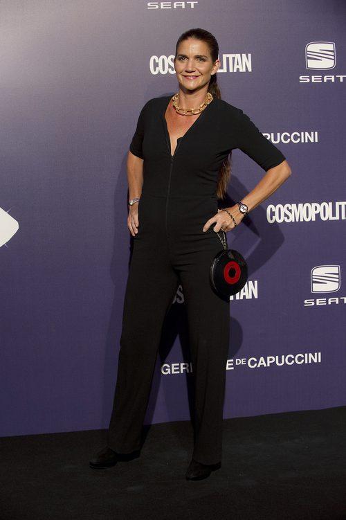 Estilismo de Samantha Vallejo Nájera en la Gala Cosmopolitan Fun Fearless Female 2011