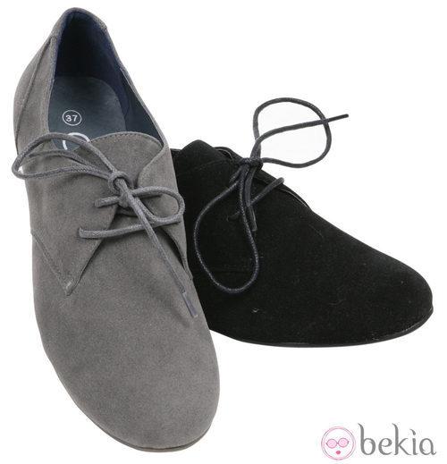 Zapatos de cordones de la colección otoño/invierno 2011/2012 de Alex Silva