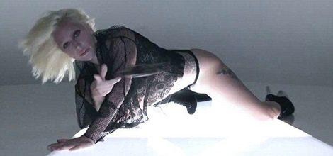 Lady Gaga como imagen de la campaña de Tom Ford