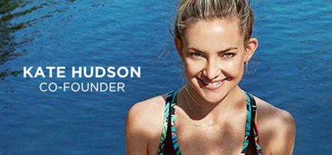 Kate Hudson con conjunto deportivo de Fabletics