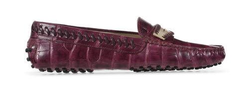 Zapato Gommino burdeos de la nueva colección para mujer otoño/invierno 2015/2016 de Tod's