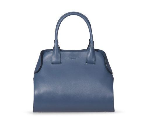 Bolso azulado de la nueva colección para mujer otoño/invierno 2015/2016 de Tod's