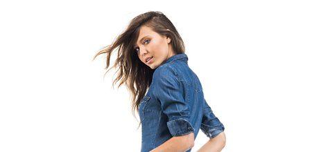 Imagen de la campaña de vaqueros de la colección Innovation de la firma Salsa