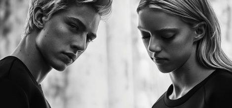 Imagen de la campaña de edición limitada Calvin Klein Jeans