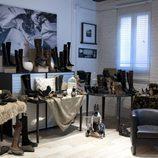 Tienda de zapatos de la colección otoño/invierno 2015/2016 de calzado de Alma en Pena