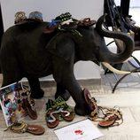 Sandalias de la colección de calzado de la colección otoño/invierno 2015/2016 de Alma en Pena