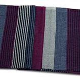 Bufanda de rayas de la colección otoño 2015 de Salvatore Ferragamo