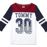 Camiseta de manga larga de la colección cápsula 2015 del 30 aniversario de Tommy Hilfiger
