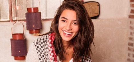 Rocio Crusset nuevo rostro de la campaña 'Keep in touch' de Sprinfield 2015