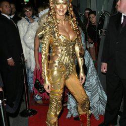 Disfraces para Halloween de Heidi Klum