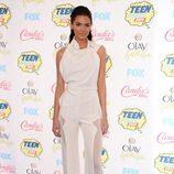 Kendall Jenner, una joven ejecutiva de blanco