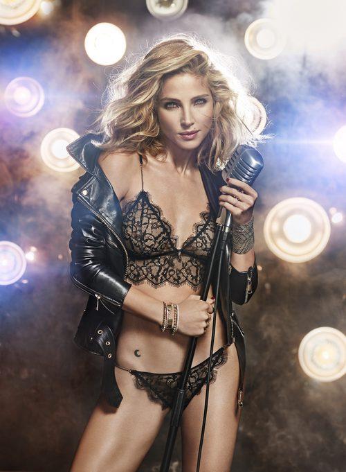 Elsa Pataky, una sexy rockera en el videoclip de Limited Edition 2015 de Women'secret