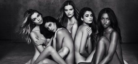 Las nuevas angelitas para el desfile de Victoria's Secret 2015