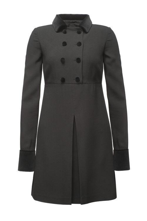 Abrigo gris de la de Trencas Fay para el otoño/invierno 2015/2016