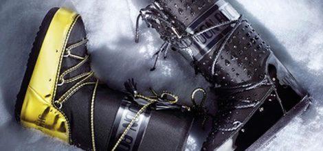 Botas negras de la colección 'Limited Edition' de Jimmy Choo
