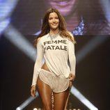 Malena Costa en el desfile de la colección 'Limited Edition' de Women'secret