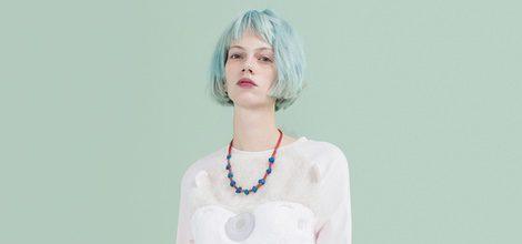 Camiseta de pijama con cara y orejas de animal de la colección otoño/invierno 2015/2016 Sleepwear de Oysho