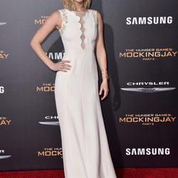 Los looks de Jennifer Lawrence para 'Los Juegos del Hambre: Sinsajo, parte 2'