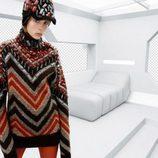 Jersey naranja y negro de la colección de H&M otoño/invierno 2015/2016