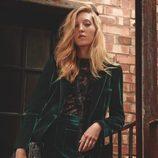 Ella Richards nuevo rostro de la campaña de Navidad 2015 de Topshop