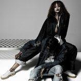 Rihanna con la segunda entrega de su colección de zapatillas 'Puma by Rihanna'