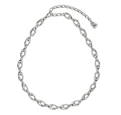 Collar Cosmis-Order en plata de la colección Universo de Uno de 50