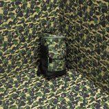 Bolso tipo mochila con estampado camuflaje para la línea PUMA X BAPE