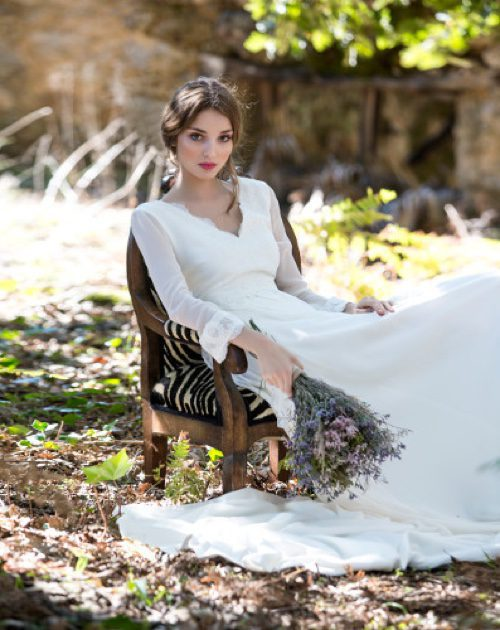 Vestido novia Palermo de David Christian