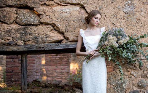 Vestido novia Pisa de David Christian