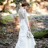 Vestido novia Corcega de David Christian