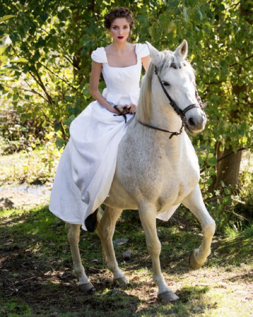 Vestido novia Napoles de David Christian