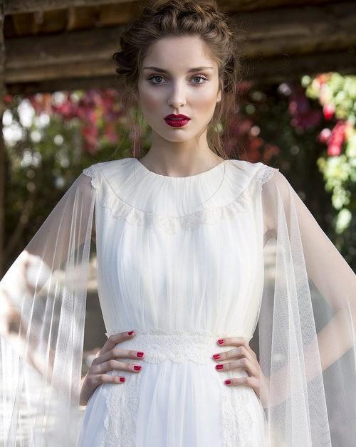 Vestido novia Niza de David Christian