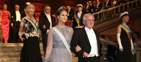La Princesa Magdalena de Suecia en los Premios Nobel 2015
