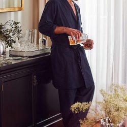 Tony Ward es imagen para la línea 'Hotel SS16' de Zara Home AW 2015