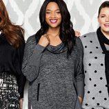 Modelos con jerseis para 'Seven7'
