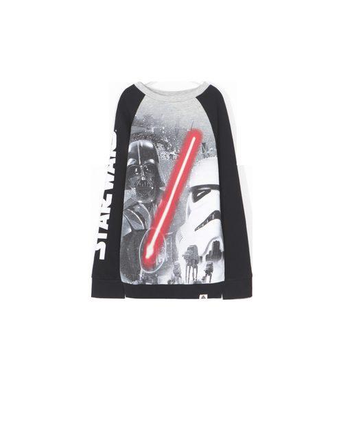 Camiseta con personajes Darth Vader y soldado imperial de 'Star Wars' para Lefties
