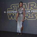 Lupita Nyongo en México para un evento especial con los fans de 'Star Wars'