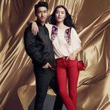 Tonos rojos, blancos y negros para la línea 'We are in love' de la colección de H&M para el año nuevo chino