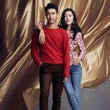 Paleta de rojos para la línea 'We are in love' de la colección de H&M para el año nuevo chino
