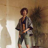 Kimono y pantalones piratas de Primark para la temporada primavera/verano 2016