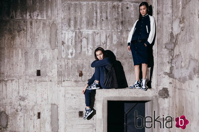 Looks deportivos de la colaboración 'NikeLab x Sacai' para 2016